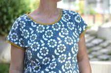 Makerist - tolles Sommershirt - 1