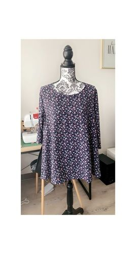 Makerist - La blouse Aya - Créations de couture - 1