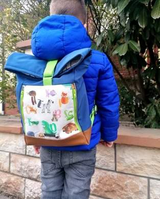 Kinderrucksack Yoko mini