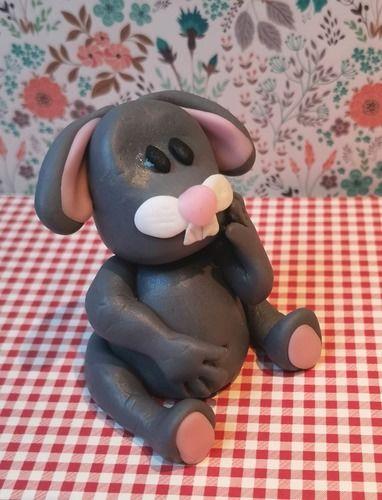 Makerist - Osterhasi Topper - Torten, Cake Pops und Cupcakes - 2