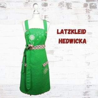 Makerist - Latzrock oder Latzkleid für Damen aus Webstoff / Leinen - 1
