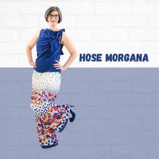 Makerist - Hose Morgana aus Webware für Damen - 1