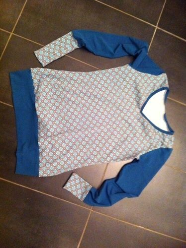 "Makerist - ABO T-Shirt ""Liv"" - Nähprojekte - 1"