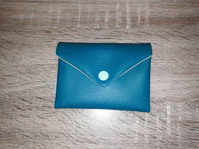 Makerist - Mini portefeuille Cherry T1 - Créations de couture - 1