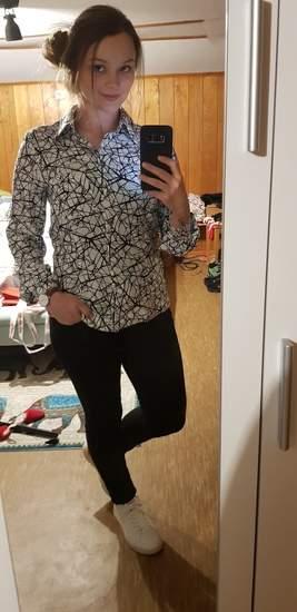 Makerist - erste selbstgenähte Bluse nach Mias Anleitung - 1