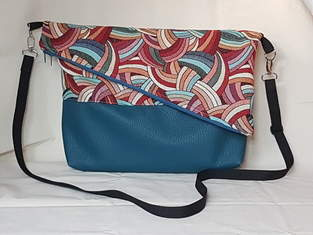 Makerist - Foldover-Tasche - 1