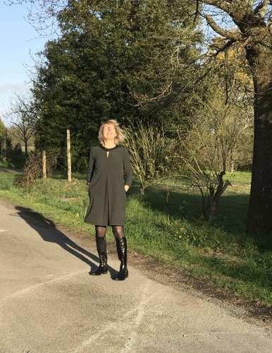 Makerist - Robe Alix de Jacky-L création - Créations de couture - 1