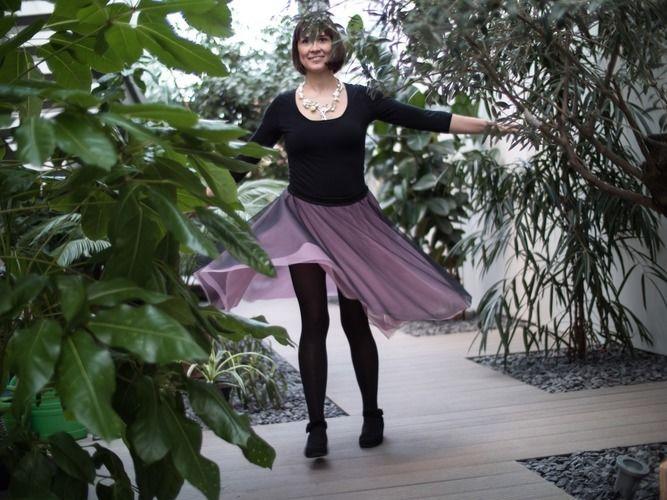 Makerist - Im Tüllrock ins neue Jahr tanzen - Nähprojekte - 1