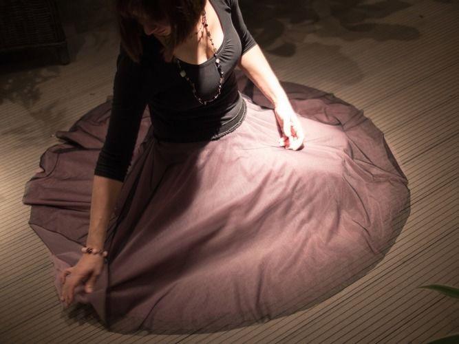 Makerist - Im Tüllrock ins neue Jahr tanzen - Nähprojekte - 3