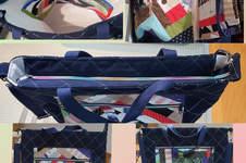 Makerist - Große Crossbag mit Patchwork  - 1