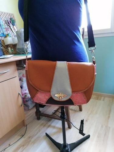 Makerist - Besace vegas - Créations de couture - 1
