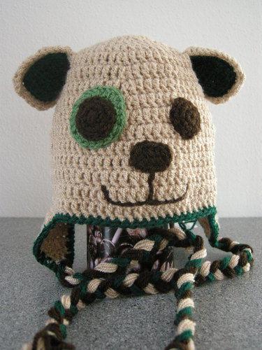 Makerist - Puppy-Mütze - Häkelprojekte - 2
