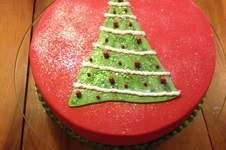 Makerist - Weihnachtstorte - 1