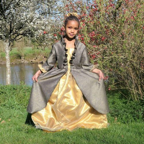 Makerist - Mademoiselle la marquise par @3petitslutins - Créations de couture - 1