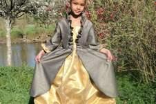 Makerist - Mademoiselle la marquise par @3petitslutins - 1