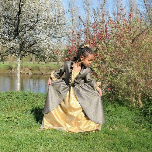Makerist - Mademoiselle la marquise par @3petitslutins - Créations de couture - 3