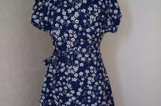 Makerist - Robe plume fleurs d'amandier - 1