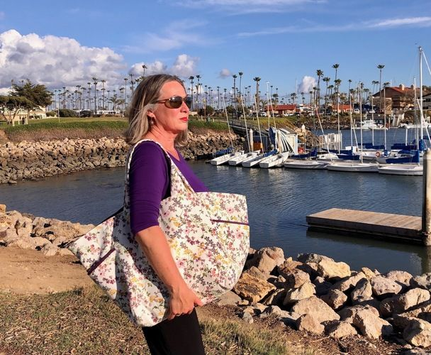Makerist - The Union Bag - Market Bag - Sewing Showcase - 2