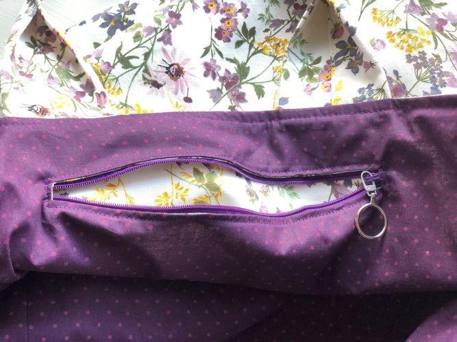 Makerist - The Union Bag - Market Bag - Sewing Showcase - 3