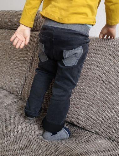 Makerist - Jeans für mein Kind. Gr. 92 - Nähprojekte - 1