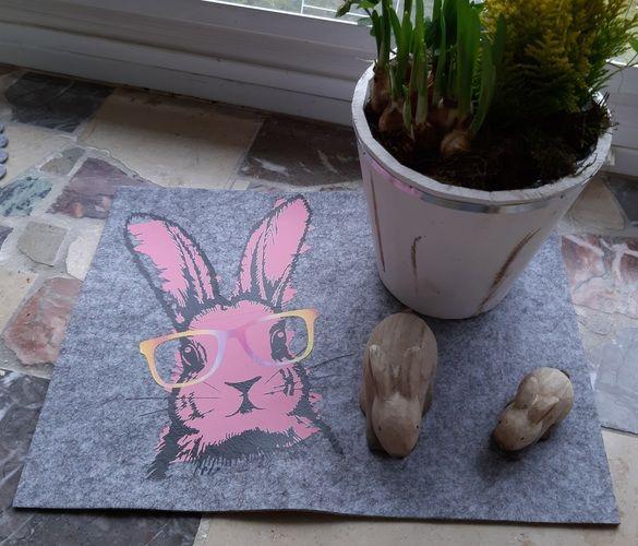 Makerist - Bunny - Textilgestaltung - 1