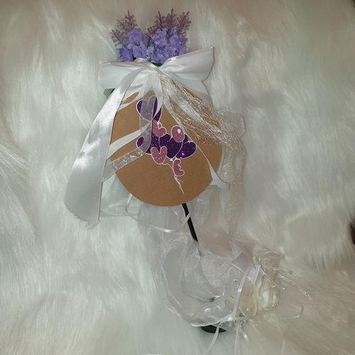 Makerist - Loveballons zum Hochzeitstag auf Holz gepresstt - Textilgestaltung - 3