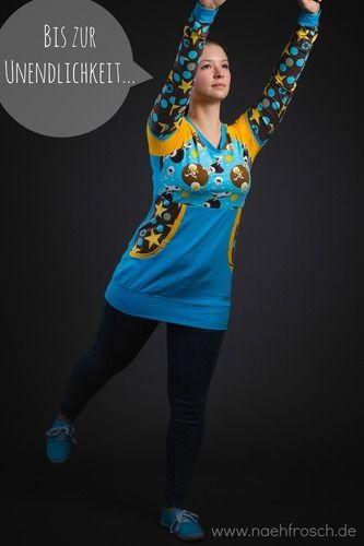 Makerist - Astronauten-Shirt - Nähprojekte - 1