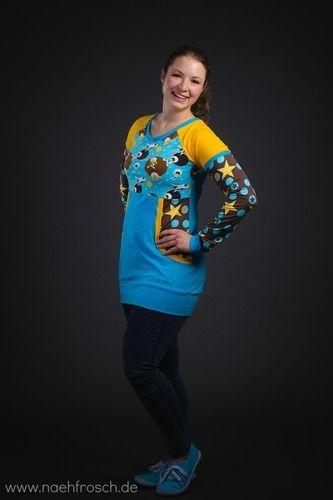 Makerist - Astronauten-Shirt - Nähprojekte - 2