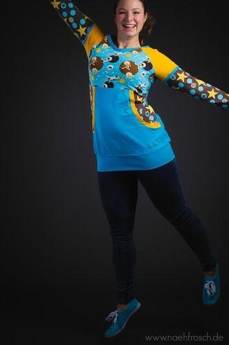 Makerist - Astronauten-Shirt - Nähprojekte - 3