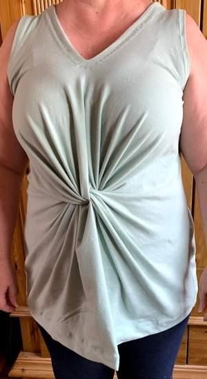 Makerist - Twisted Dress als ärmelloses Shirt - 1