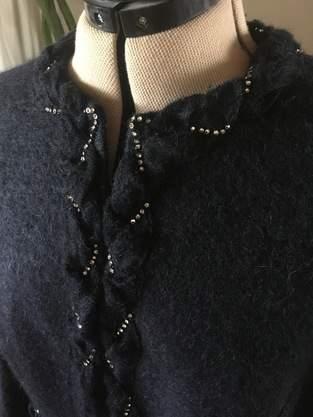 Makerist - Mohairjacke im Chanel Stil  - 1