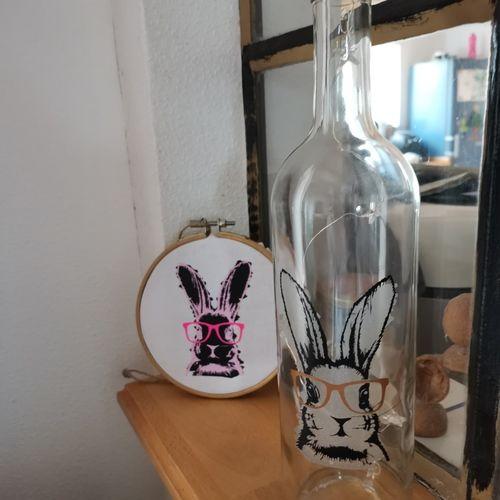Makerist - Plottdatei Bunny von B. Style als Deko - DIY-Projekte - 1