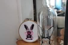Makerist - Plottdatei Bunny von B. Style als Deko - 1