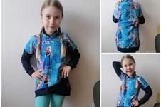 Makerist - Mikina z teplakovina pro dceru  - 1