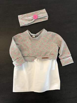"""""""Girly Sweater"""" für meine kleine Prinzessin"""