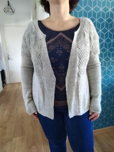 Makerist - Gilet - Créations de tricot - 2