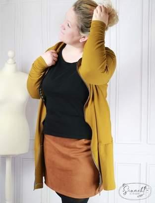 Ladies Sweater Jacket - Jessy Sewing