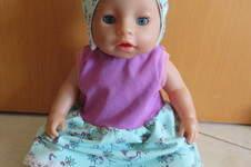 Makerist - Puppi Outfit für Baby Born - 1