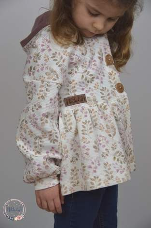 Makerist - Kids Sweater Jacke von Jessy Sewing - 1