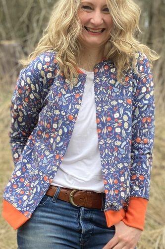 Makerist - Ladies Sweater Jacket  - Nähprojekte - 1