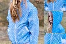 Makerist - Kids Sweater Jacket von Jessy Sewing - 1