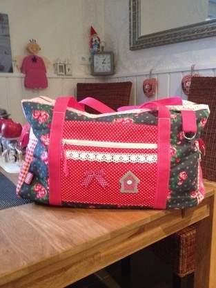 Makerist - Weekender bag  - 1