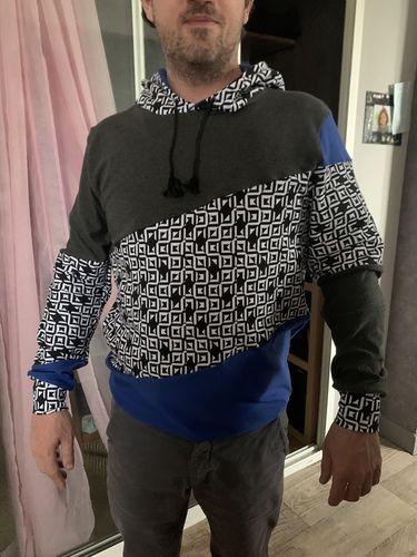 Makerist - Sweat slash man pour homme - Créations de couture - 1
