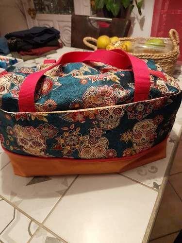Makerist - L'incontournable sac georges  - Créations de couture - 1
