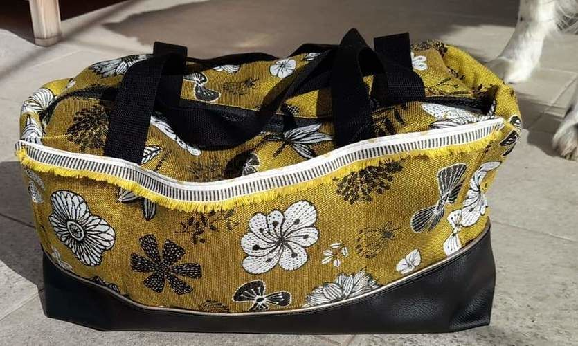 Makerist - L'incontournable sac georges  - Créations de couture - 2