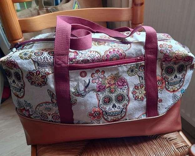 Makerist - L'incontournable sac georges  - Créations de couture - 3
