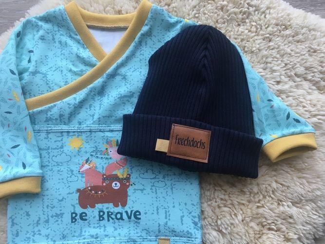 Makerist - Tolle Mütze - auch in Babygröße - Nähprojekte - 1