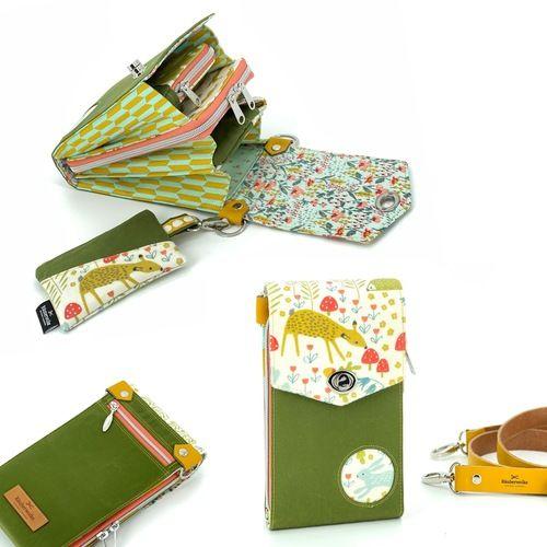 Makerist - Die schönste Sommertasche - Little Foksa von Hansedelli - Nähprojekte - 2