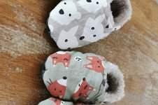 Makerist - Chaussons bebes - 1