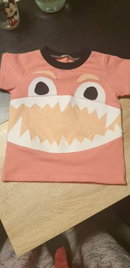 Monstershirt Lybstes Basicshirt